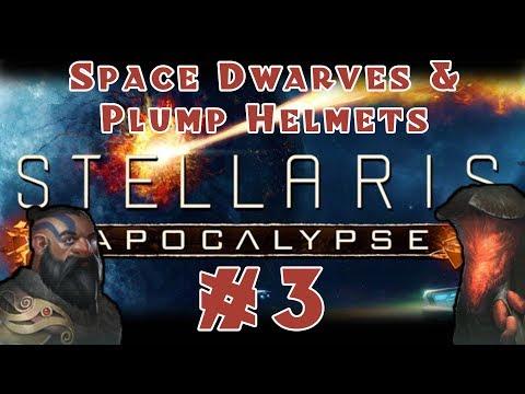 Stellaris: Apocalypse - Space Dwarves and Plump Helmets [Multiplayer] - #3