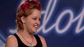 "Perfect audition of Maaike singing ""Think Twice"" by Celine Dion - Audition - Idols season 3"