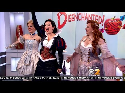 'Disenchanted' Puts New Spins On Disney Classics