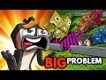 *PLEASE CLICK* Crazy Minecraft - SERIOUS BAD NEWS ABOUT THE SERVER!