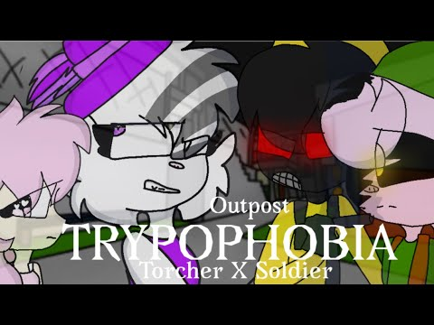 Trypophobia Animation Meme (Piggy) // Torcher X Soldier // Part 2 // Thank you for 10k!