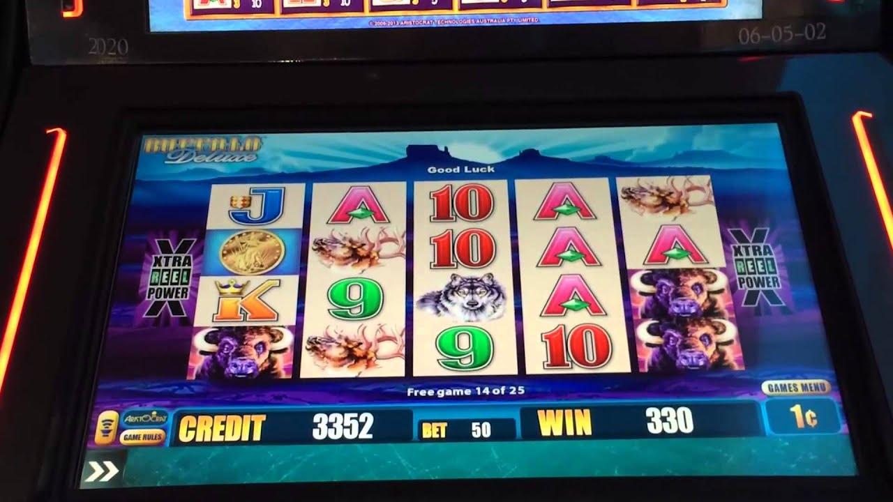 Slot Machine Buffalo Deluxe