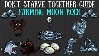 Don T Starve Together Guide Farming Moon Rocks Youtube