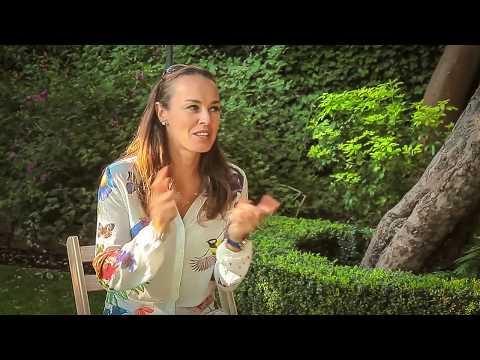 Martina Hingis interview Wimbledon 2017