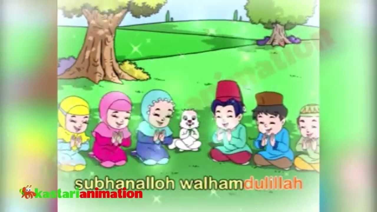 Lagu Anak Indonesia Rukun Islam Bersama Diva Kastari Animation