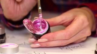 Розовый гель-лак Play Gel от ReformA