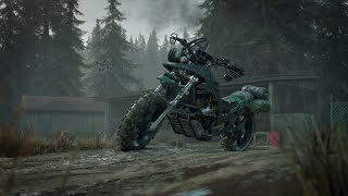 Days Gone - Deacon's Bike Video