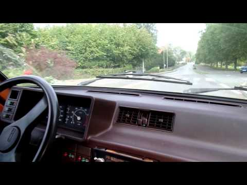 Fiat Ritmo 75CL first ride