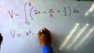 Calculo Vectorial - Integral Doble