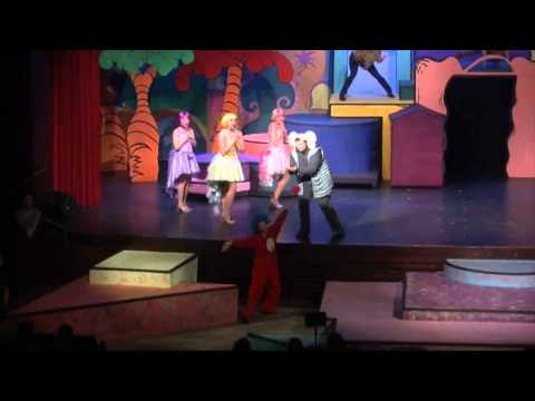 "Shikellamy High School Theatre ""Seussical"""