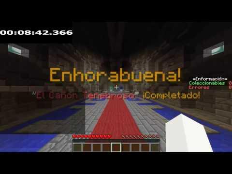 El Cañon Tenebroso de ElRichMC: Speedrun inválida en 8:42.366