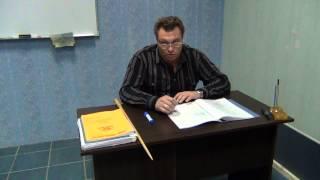 ПДД. Лекция № 24. Вопросы и ответы по основам безопасности дорожного движения