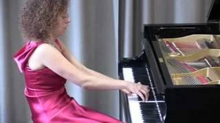 Olga Semenovich plays  Chopin   Walzer  h moll op 69 Nr 2