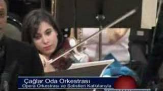Ca Lar Senfoni Orkestras Yeni Y L Konseri 7