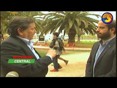 Canal 3 da a conocer la verdadera entrevista de informe especial al alcalde Miguel A. Aguilera S.