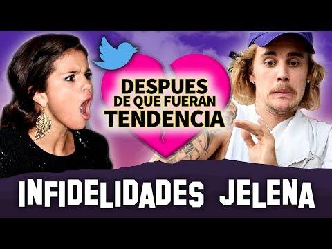 Selena Y Justin | Después De Que Fueran Tendencia | ¿Infidelidades?