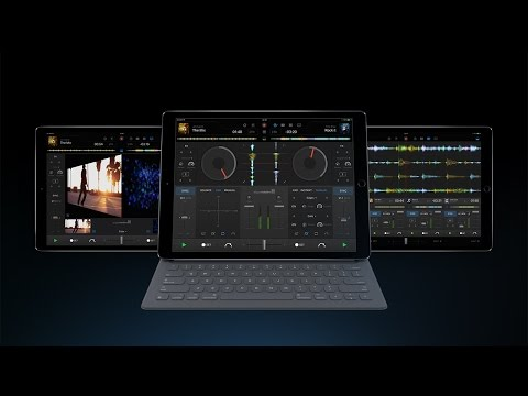 Review: Djay Pro For IPad