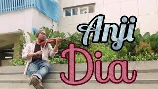 Anji - dia Violin/Biola Cover by Cukehabibi