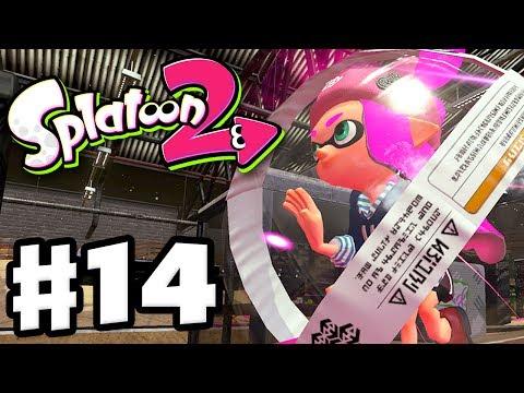 Splatoon 2 - Gameplay Walkthrough Part 14 - Baller! (Nintendo Switch)