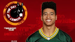 Green Bay Packers' Trevor Davis Arrested For Making Bomb Joke At LAX