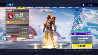 Fortnite: Buying the LONGSHOT skin