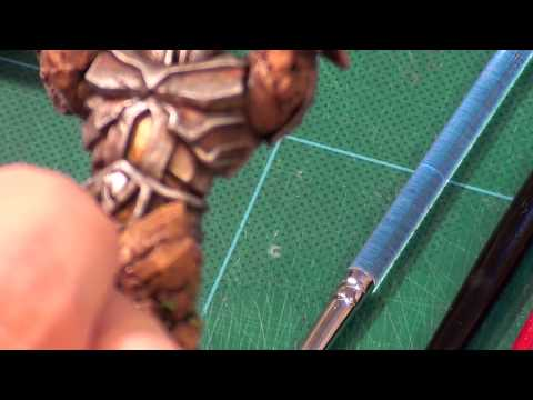 Painting the Myrmidons: Part 4