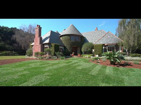 Santa Barbara Real Estate Video: 4220 Mariposa Dr