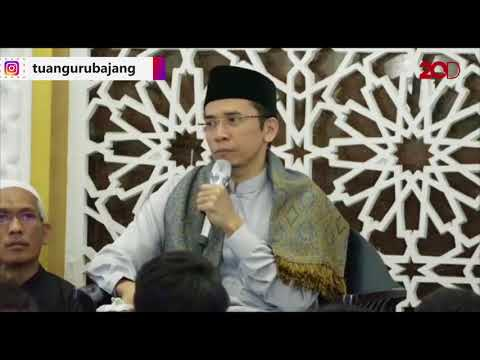 TGB 'Berhenti Berpolitik Mengutip Ayat Alquran'