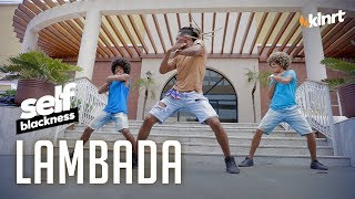 LAMBADA - Ivete Sangalo (Coreografia) - Self Blackness | kaluanart