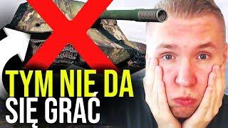 TYM NIE DA SIĘ GRAĆ - World of Tanks