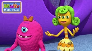 Monsters |  Scary Face Picture Day | Learn Math for Kids | Cartoons for Kids