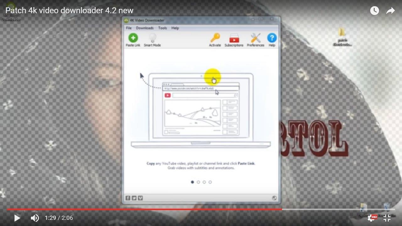 licencia de 4k video downloader