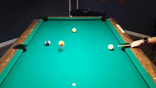 My pool moves