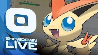 Pokemon Sun and Moon! Monotype Random Showdown Live! w/ PokeaimMD & Gator