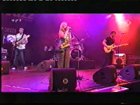 Candy Dulfer Live At North Sea Jazz 2003 - Sax A Gogo