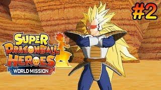 Super Dragon Ball Heroes World Mission #2 | 4K UHD