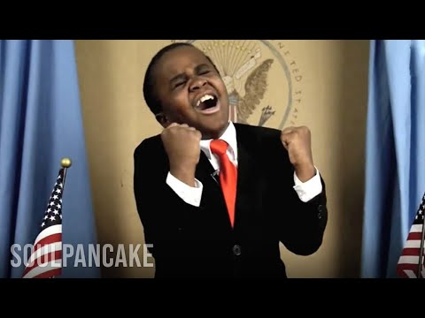Kid President AWESOME YEAR Challenge!