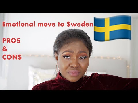 HOW I MOVED TO SWEDEN ( Personal and Emotional) Pros and Cons /Rachel Otieno