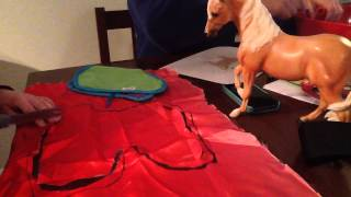 DIY How to A Breyer horse blanket