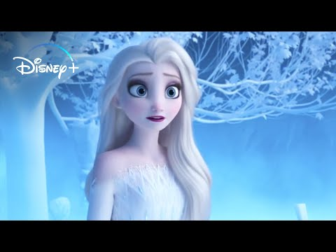 Frozen 2 - Elsa Sees Her Past (Clip - HD 1080p Blu Ray)