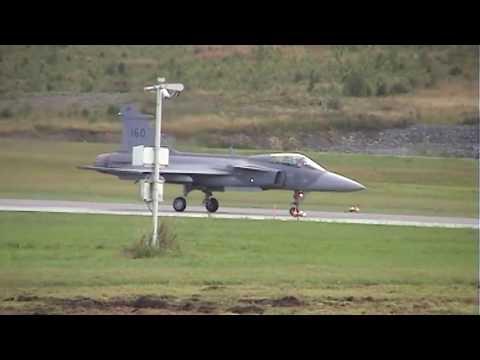 SAAB JAS39 Gripen Airshow August 2003