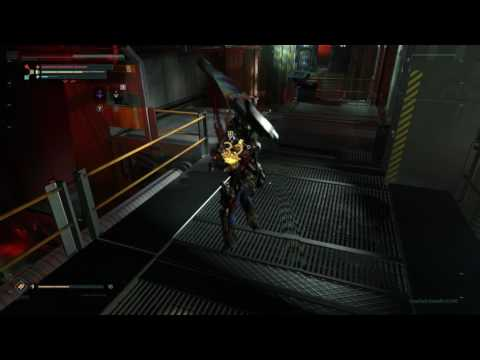 The Surge Craft Gorgon Arm Defeat Security Personnel