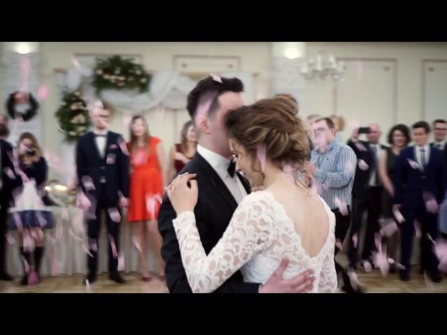 Ewelina i Krzysztof Klip Ślubny // Wedding Best Moments // Dom Weselny Kaprys // 2018