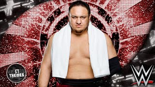 "Samoa Joe 3rd WWE NXT Theme Song 2016 - ""Destroyer"" + DL [HD]"