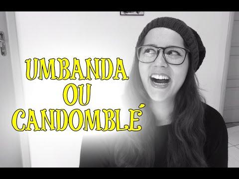 Umbanda ou Candomblé? | Filha de Oyá