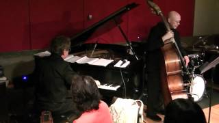 "Bob Rodriguez Trio performing ""Prelude In E minor Op.28, No.4"" at Kitano in NYC 5-2-2012"