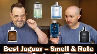 Best Jaguar Fragrance - Smell & Rate