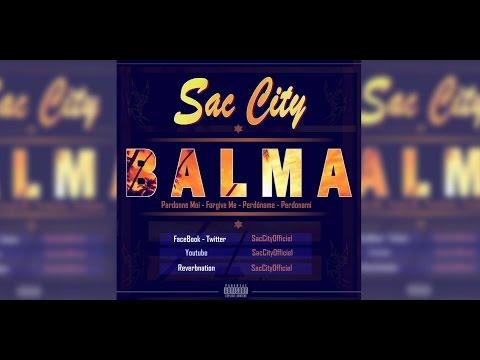 Balma - Sac City - [VIDEO LYRICS] - (Mo Djamil & Dou) Prod. Jeuuss