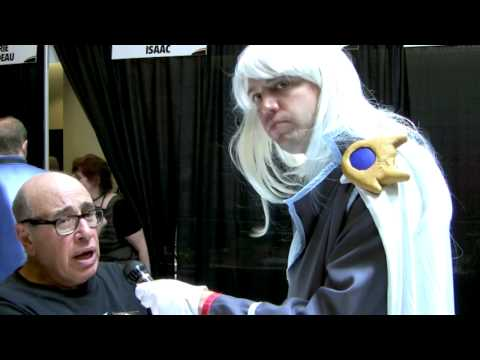 Interview with John Stocker, voice actor and director at Fan Expo 2012
