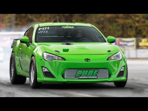 Download Youtube: 2JZ swapped Toyota 86 - and it FLIES